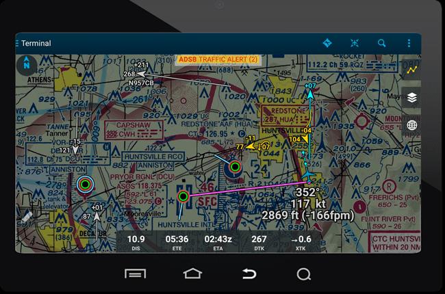 Pilot GPS Navigation App